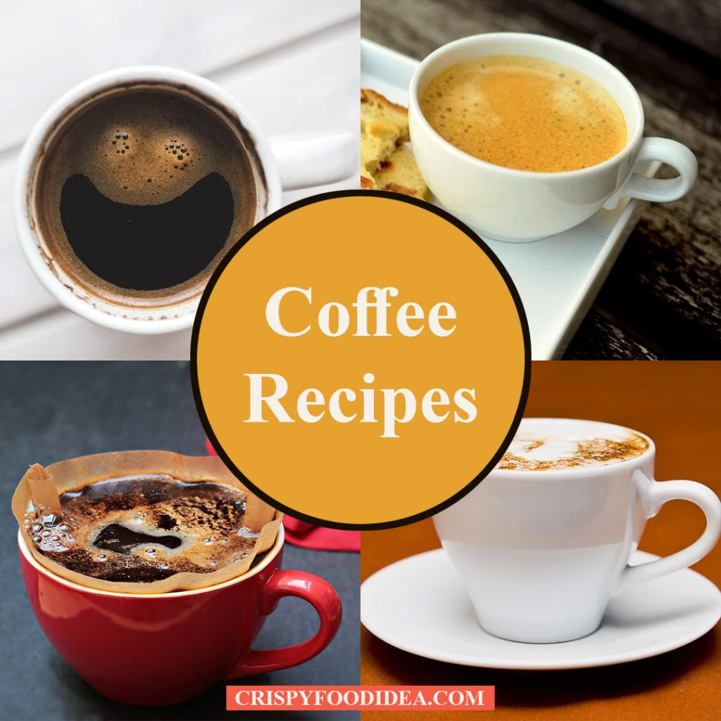 Easy Coffee Recipes