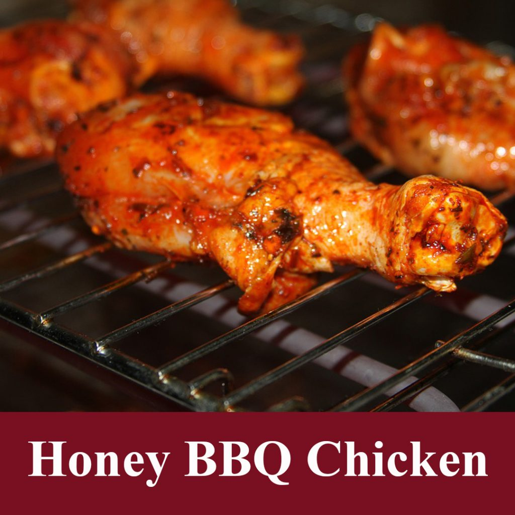 Honey BBQ Chicken Recipe