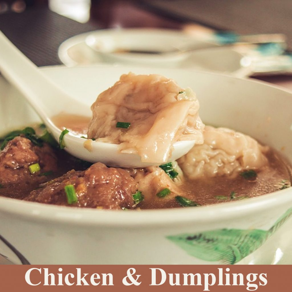 chicken and dumplings recipe | chicken dumplings
