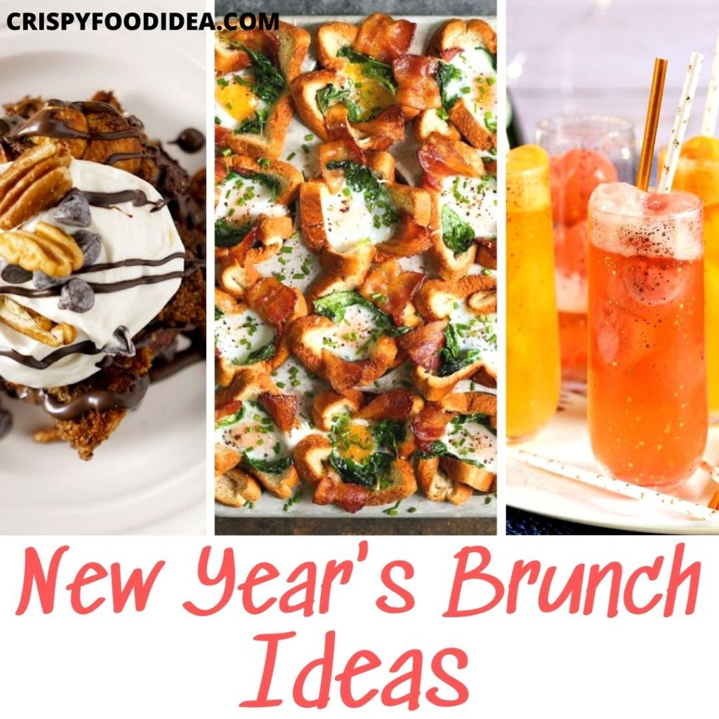 New Year's Brunch Ideas
