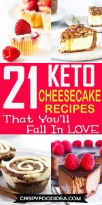 Keto Cheesecake Recipes