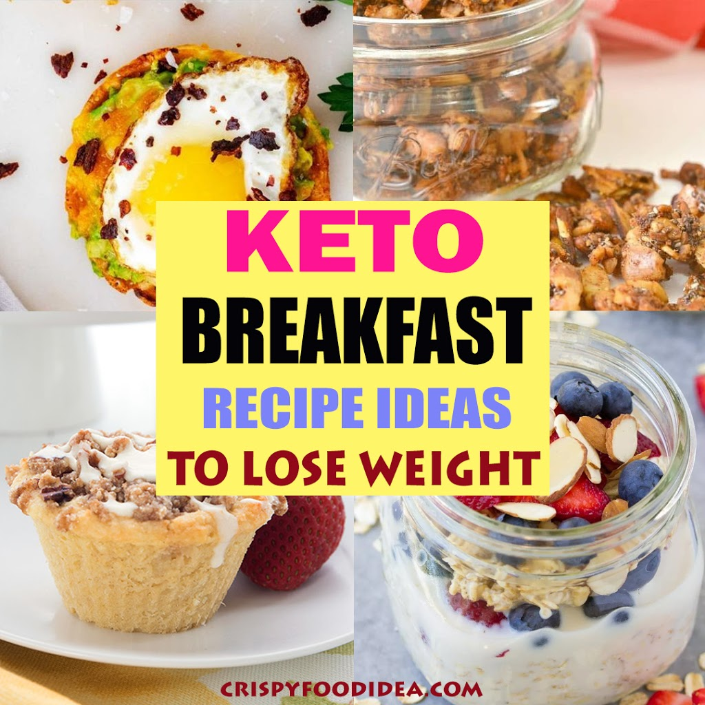 Keto Breakfast Recipes for Weightloss